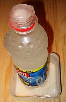 Frostflasche