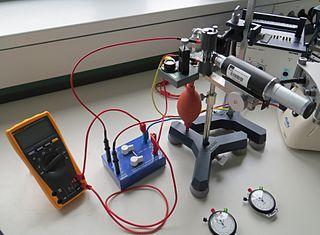 millikan-versuch-aufbau-foto