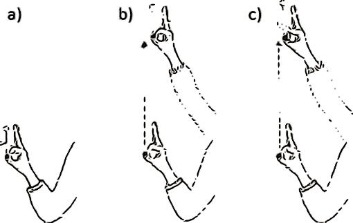 Muenzenkatapult Papierschnippen