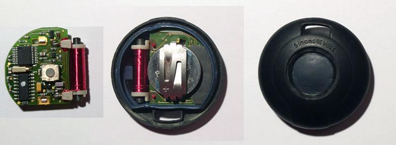aktiver RFID-Transponder als Schlüssel