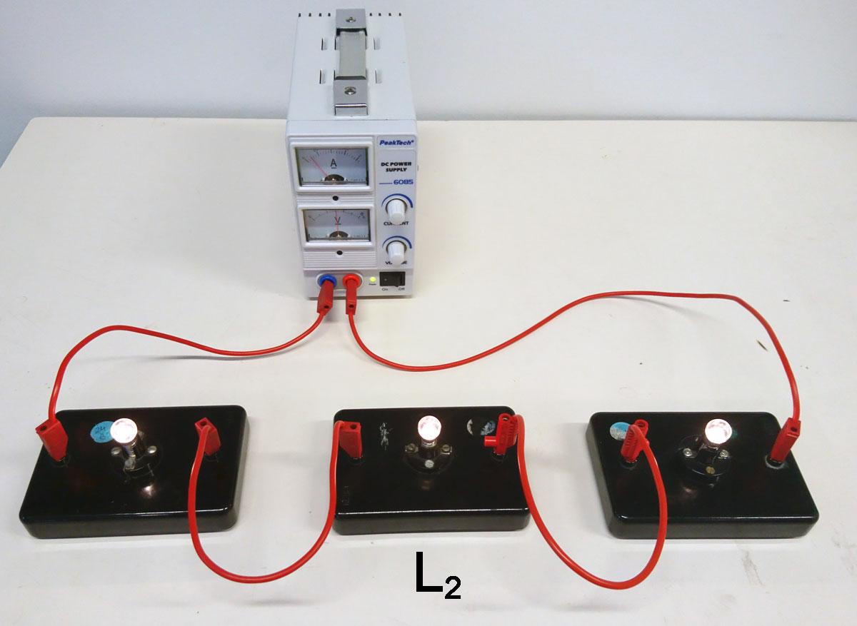 Einfache Stromkreise | LEIFI Physik