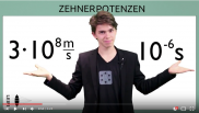 Zehnerpotenzen Video Screenshot