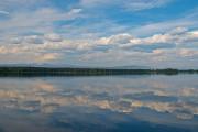 Spiegel, Wolken