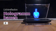Video Hologramm