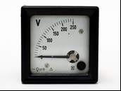 Messgerät für die elektrische Spannung 171x129