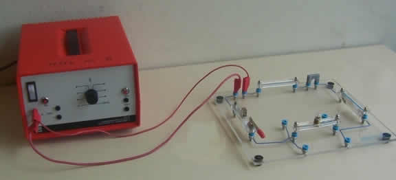 Vom Stromkreis zum Schaltplan Bild 1