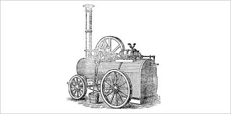 Dampfturbine | LEIFI Physik