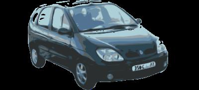 stilisiertes Auto